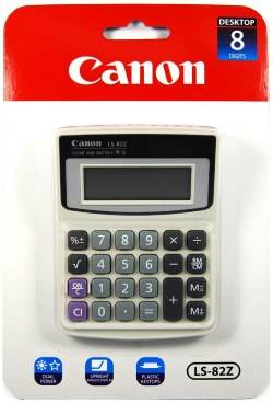 This image has an empty alt attribute; its file name is Canon-LS-82Z-Handheld-Calculator.jpg